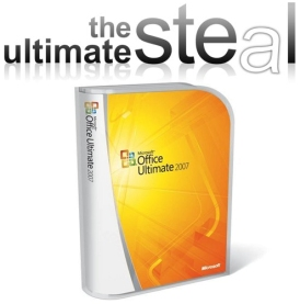 Microsoft Office Ultimate at TheUltimateSteal.com